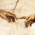 michelangelo-buonarroti-creation-hands-i8385